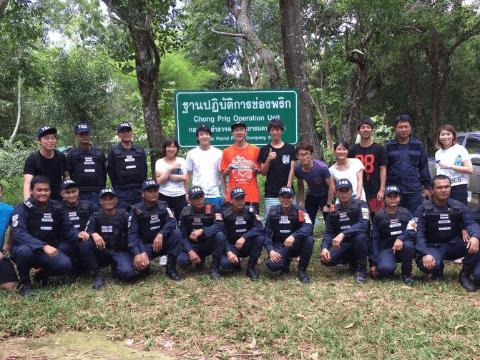 タイ・カンボジアスタディツアー