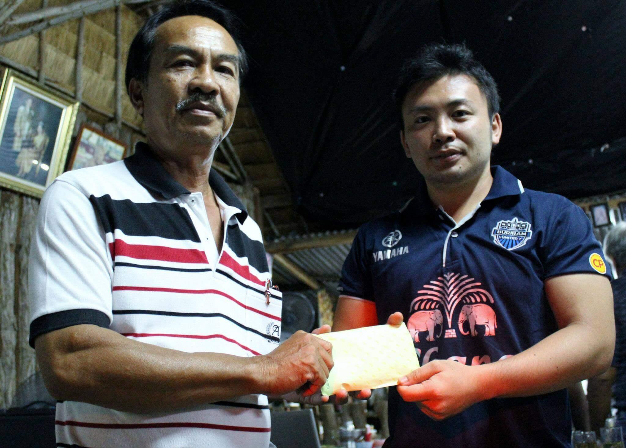 タイカンボジア地雷原へ視察、大会収益を現地NGO「PRO」へ寄付