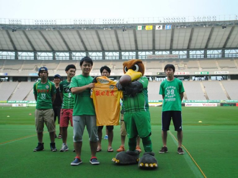 KICK THE MINE CUP with 東京ヴェルディ 2013